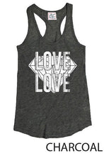 "Load image into Gallery viewer, ""Love"" Tank Top"