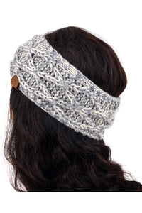 Braided Knit Head Band