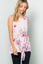 Load image into Gallery viewer, Plus Size Floral Tank