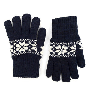 Snowflake Gloves