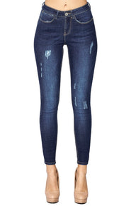 Skinny Jeans- Medium Wash