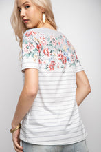 Load image into Gallery viewer, French Floral Top