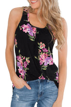 Load image into Gallery viewer, Floral Tank Top