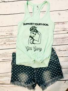 Girl Gang Tank Top