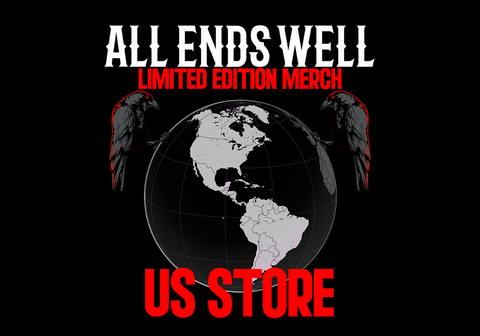 US STORE: ALL ENDS WELL [LIMITED EDITION PRE-SALE]
