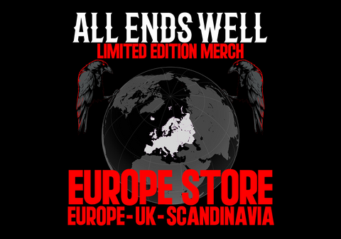 EURO STORE: ALL ENDS WELL [LIMITED EDITION PRE-SALE]
