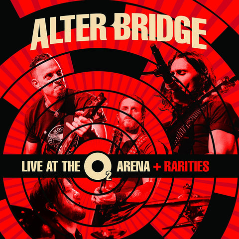 Live At The 02 Arena + Rarities Earbook