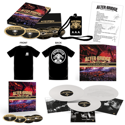AB RAH - Exclusive Gold Bundle (Limited 100 / Signed)