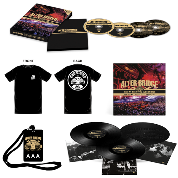 AB RAH - Exclusive Stage Bundle II (Limited 100)