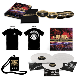 AB RAH - Exclusive Stage Bundle (Limited 200)