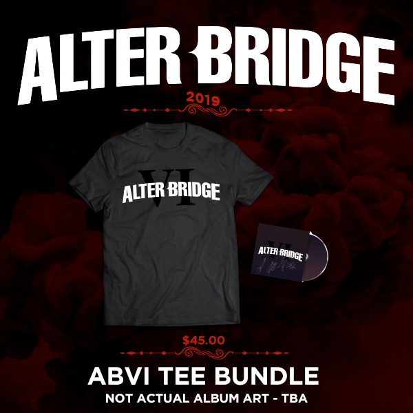 ABVI T-SHIRT AND CD + SIGNED COVER ART CARD