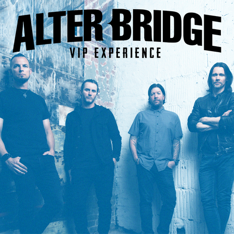 Alter Bridge VIP Meet & Greet (US 2020)