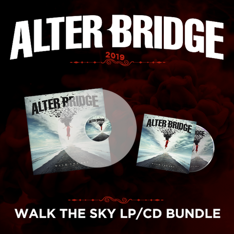 Alter Bridge: Walk the Sky - CD + LP Bundle