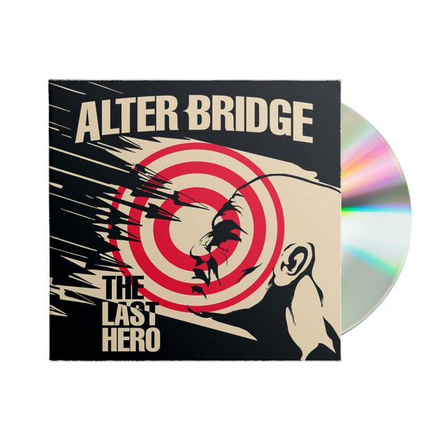 THE LAST HERO CD DIGIPACK (Holographic Cover)