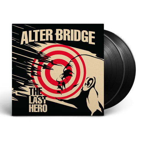 THE LAST HERO DOUBLE LP