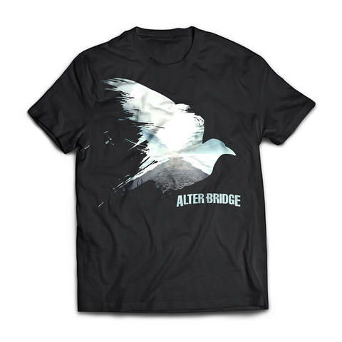 "ALTER BRIDGE - ""FLIGHT"" TEE (LIMITED)"