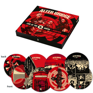Live At The O2 Arena + Rarities Picture Discs