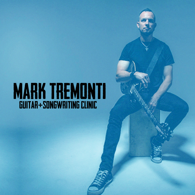 Mark Tremonti Guitar/Songwriting Clinic (US)