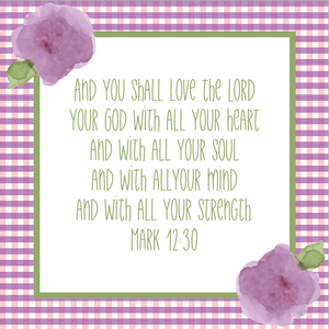 Scripture Card Set