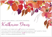 Load image into Gallery viewer, Fall Leaves Invitation