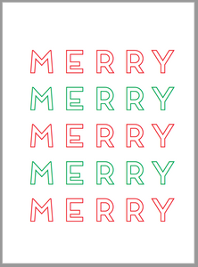 Merry Tags
