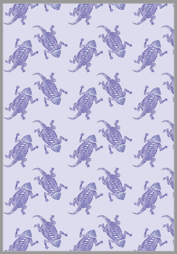 Frogs Wrapping Paper