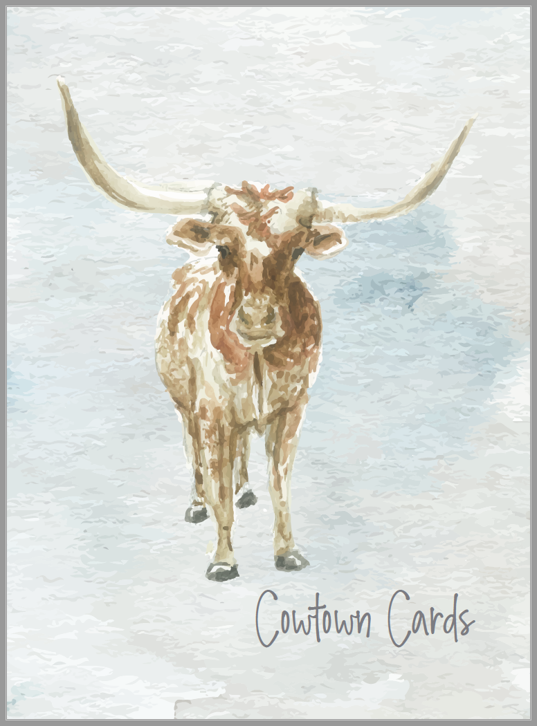 Cowtown Cards