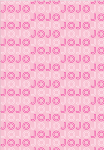 Pink Custom Wrapping Paper