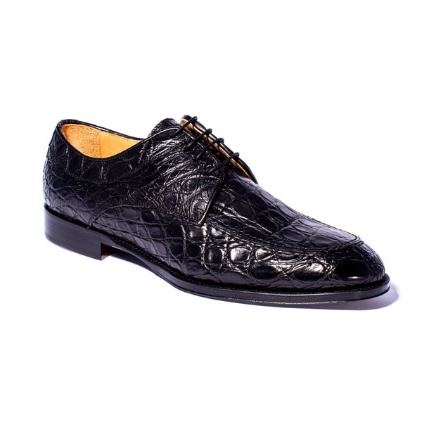 VERONA Crocodile Black