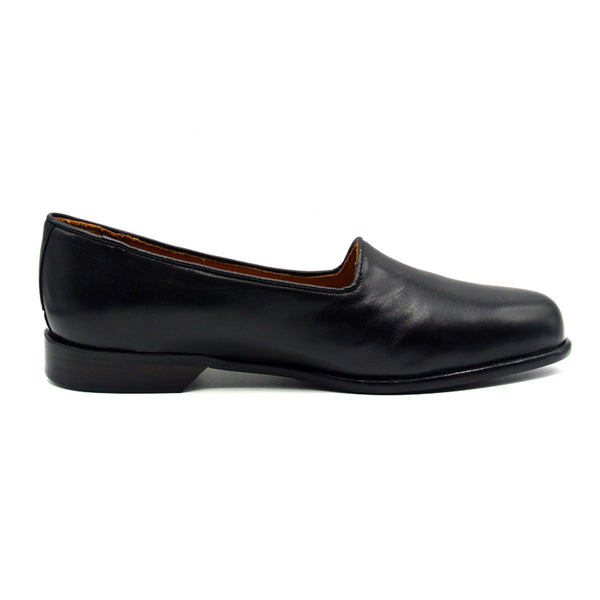 503BL ENCORE High Polish Italian Calfskin Black