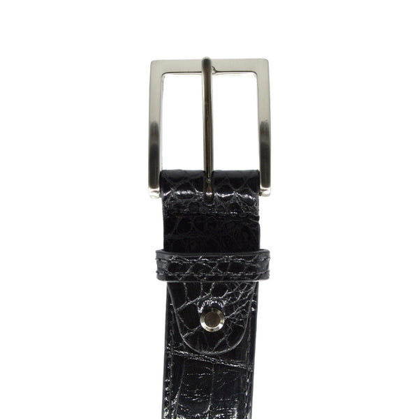70-100-BLK ALLIGATOR Belt, Black