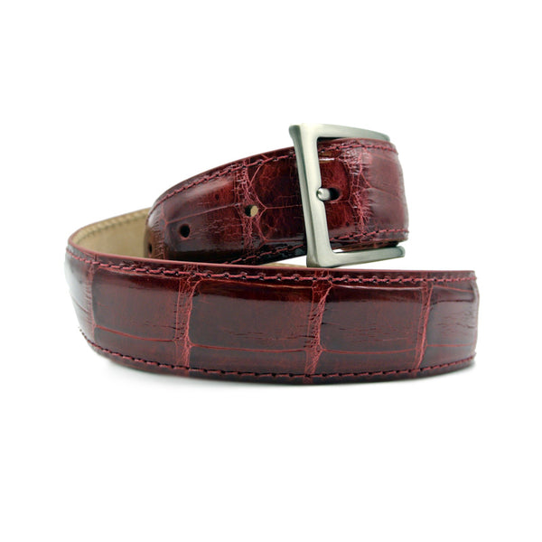 ALLIGATOR Belt, Red