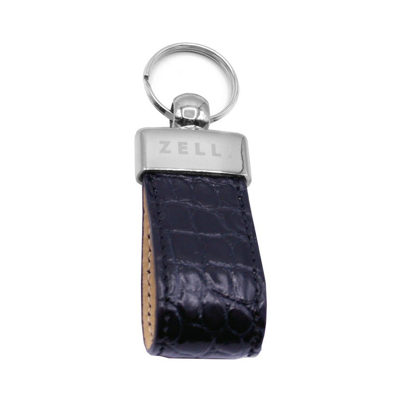 81-750-BLK Crocodile Key Loop, Black