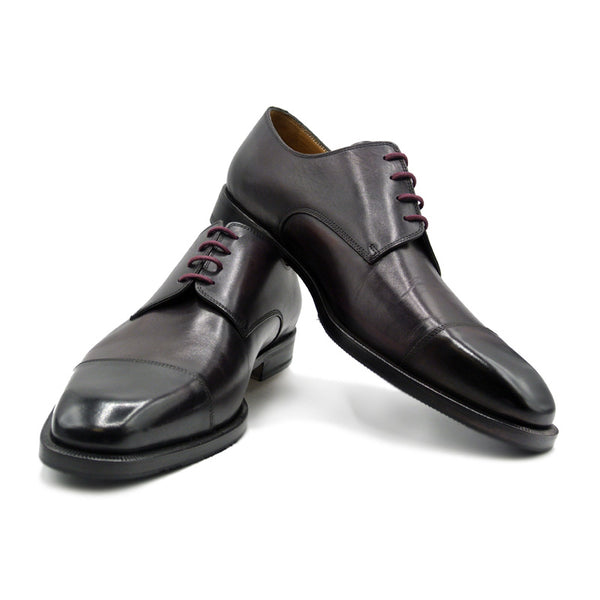 SMPL-CD-013 Calfskin Captoe Derby