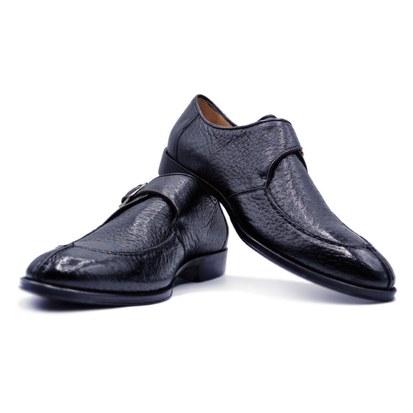 SMPL-MS-020 Peccary Monkstrap
