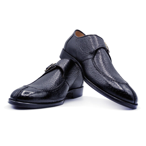 SMPL-MS-022 Peccary Monkstrap