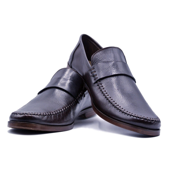 Peccary Slip On Loafer