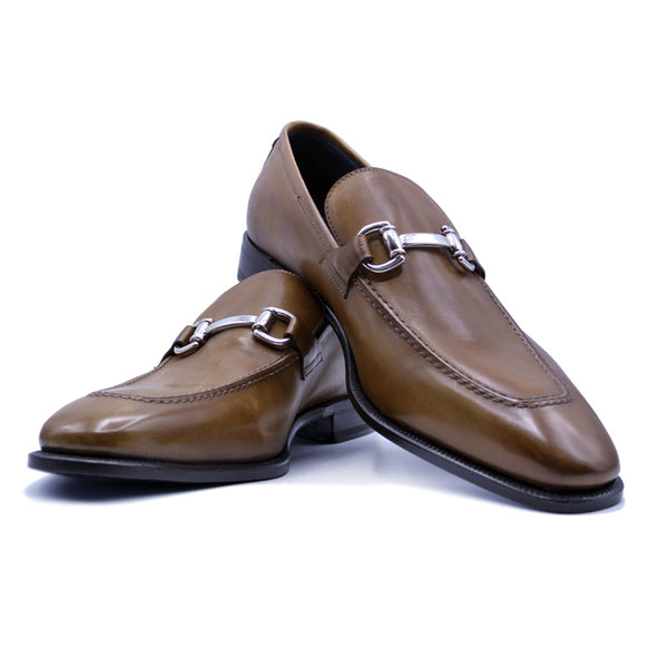 SMPL-SL-015 Calfskin Slip On Loafer