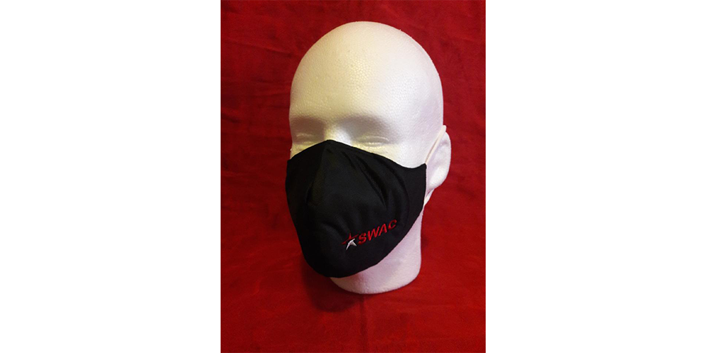 Reusable and Washable Non-Medical 2T SWAC Face Cover