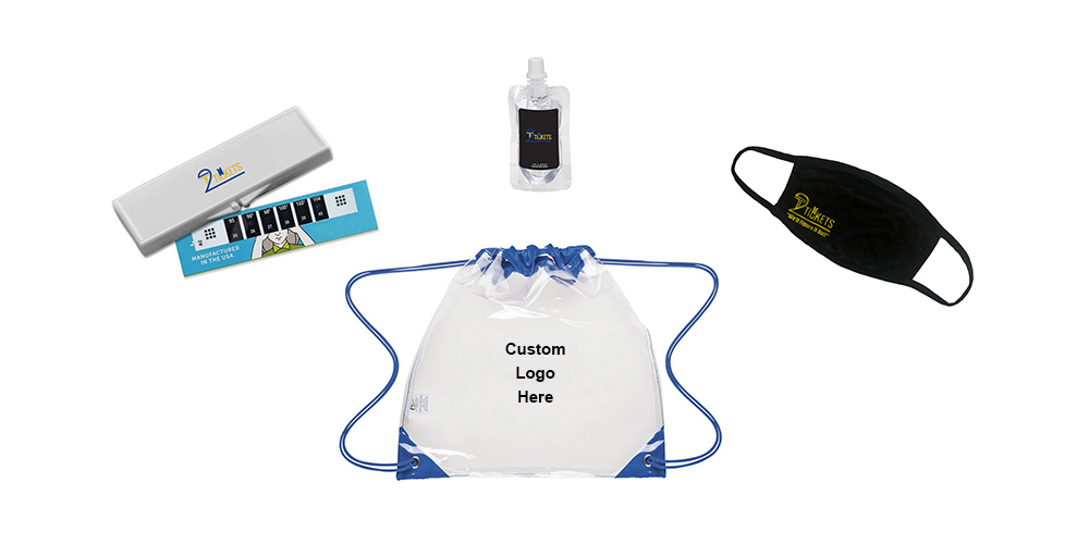 2T Customizable Back To School PPE KIT