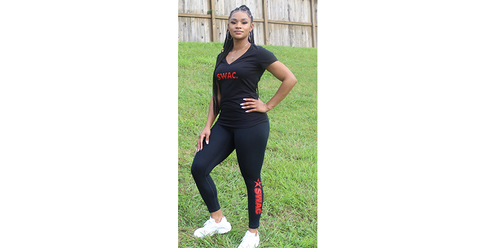 Women's SWAC Period V-Neck Shirt