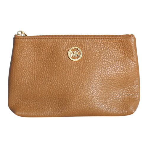 Michael Kors - Fulton Leather Travel Case Pouch