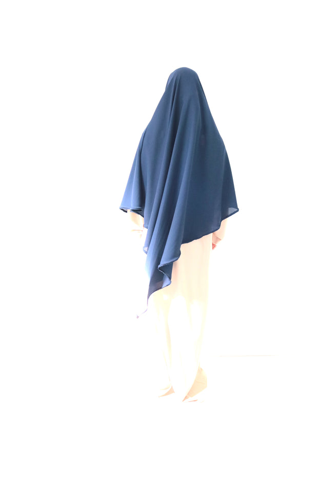 Crepe Diamond Khimar