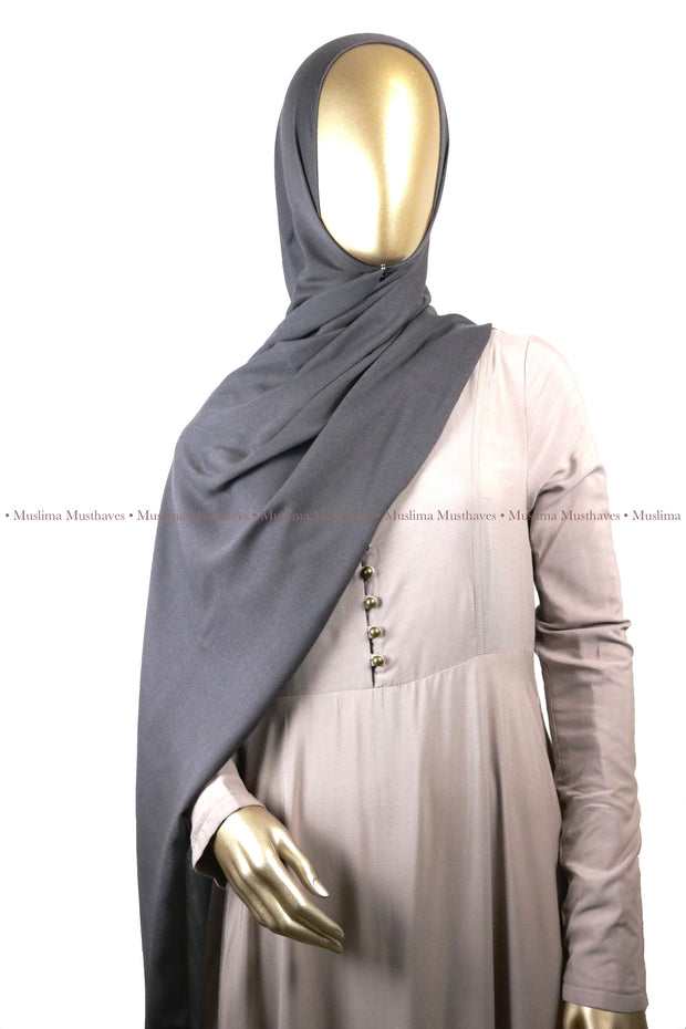 Anthracite Pashmina Original