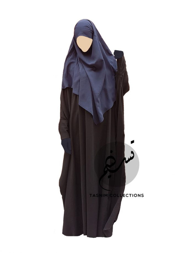 Small Diamond Khimar Salma