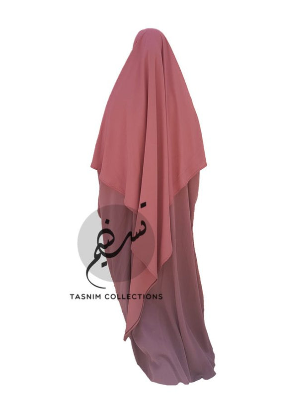 XXLarge Diamond Khimar Salma