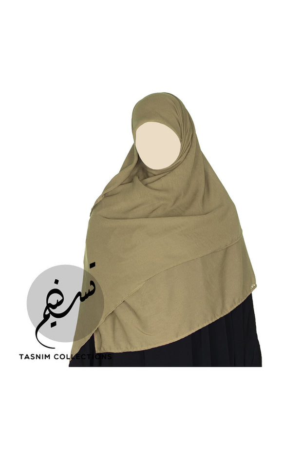 Large Square Hijab