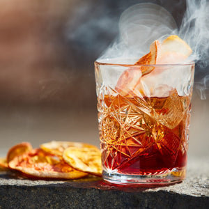 Old Fashioned Smoked Cocktail Recipe