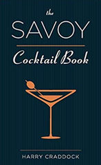 The Savoy Cocktail Book by Harry Craddock