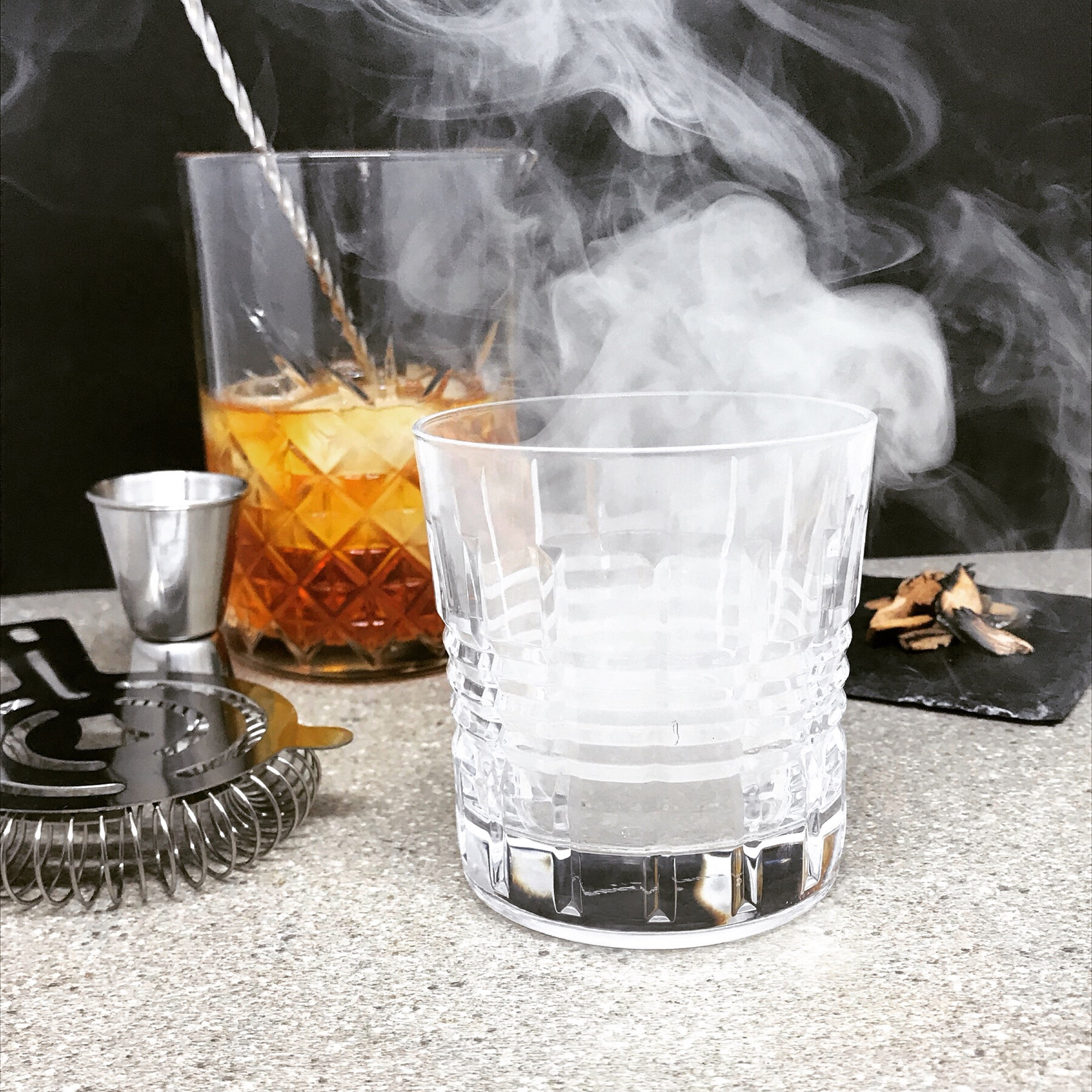 Smoked Cocktail Recipes and Gifts - And Molotov